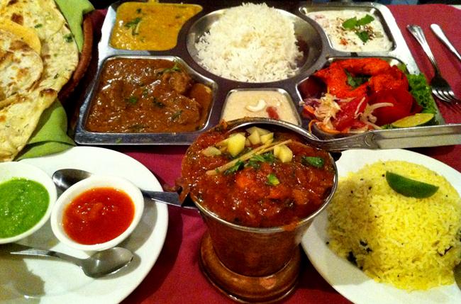 Ganesh : restaurant indien Hoi-An