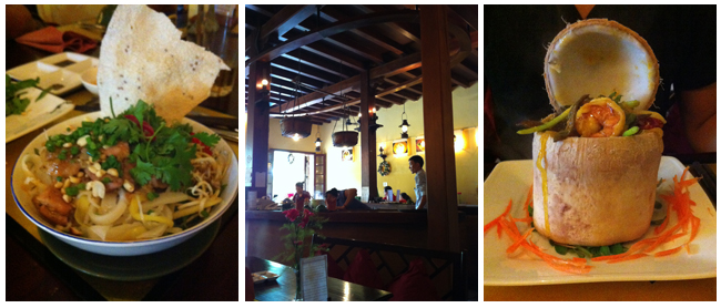 Morning Glory : restaurant Hoi An