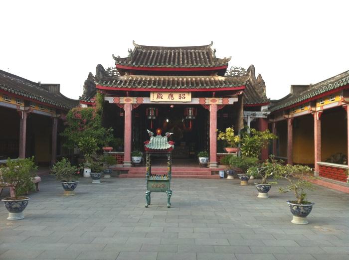 Temple Hoi An - Voyage au Vietnam