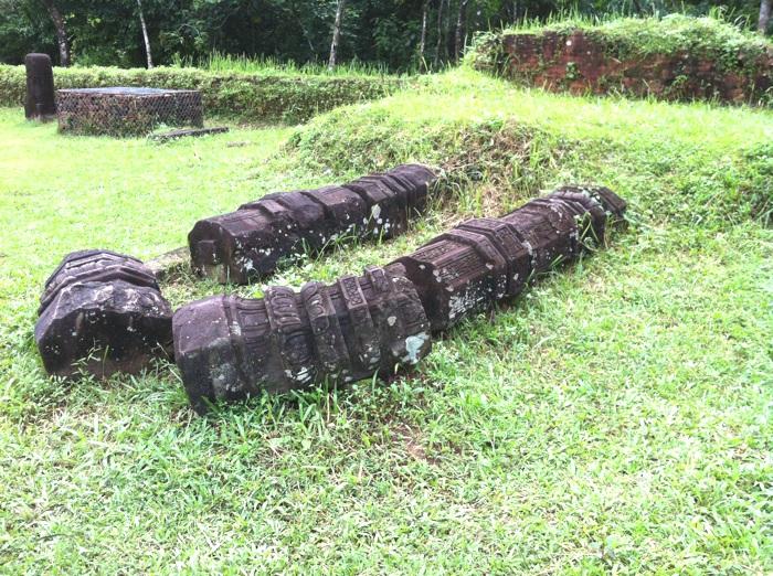 Sanctuaire My Son : temples chams