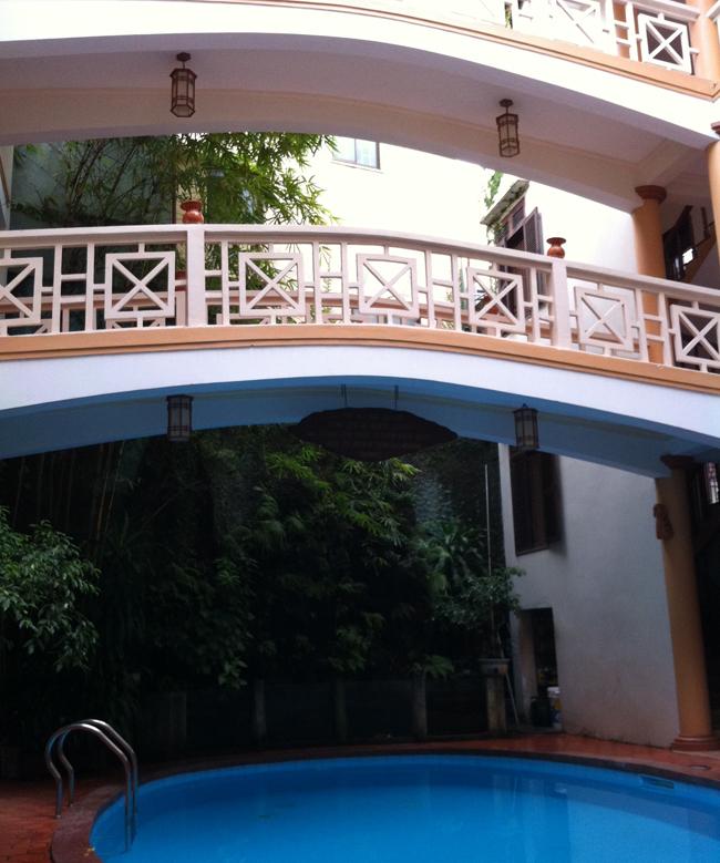 Than Van Hotel : hôtel Hoi An