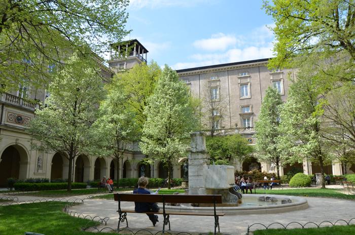 Musée des Beaux-Arts à Lyon