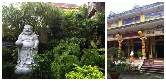 Temple à Hoi An