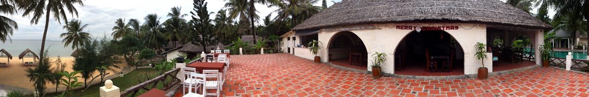 Long beach : Tropicana Club à Phu Quoc