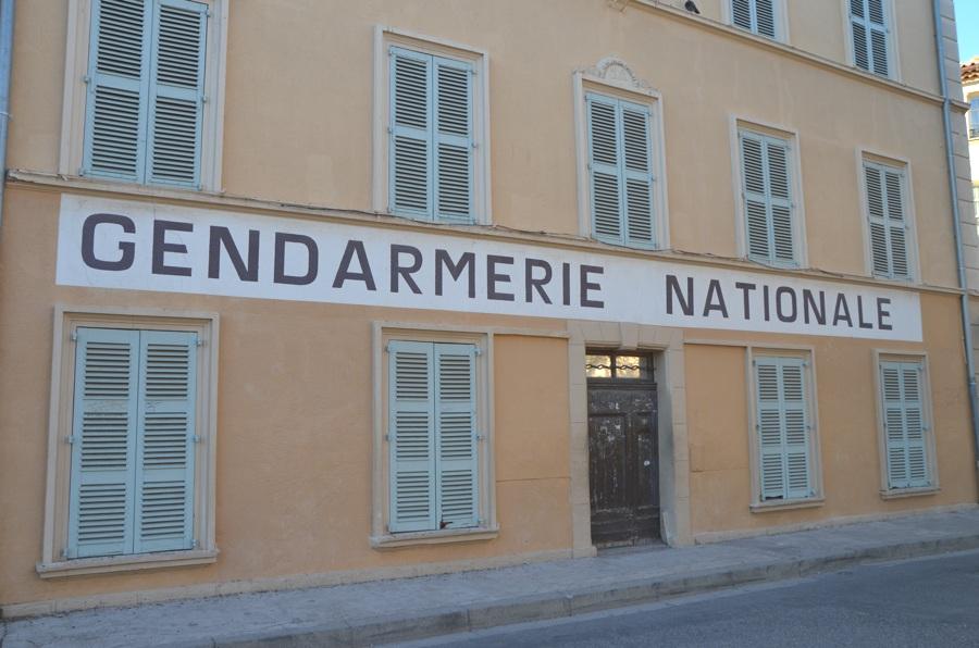Côte d'Azur - Méditerranée - Gendarmerie nationale de Saint-Tropez