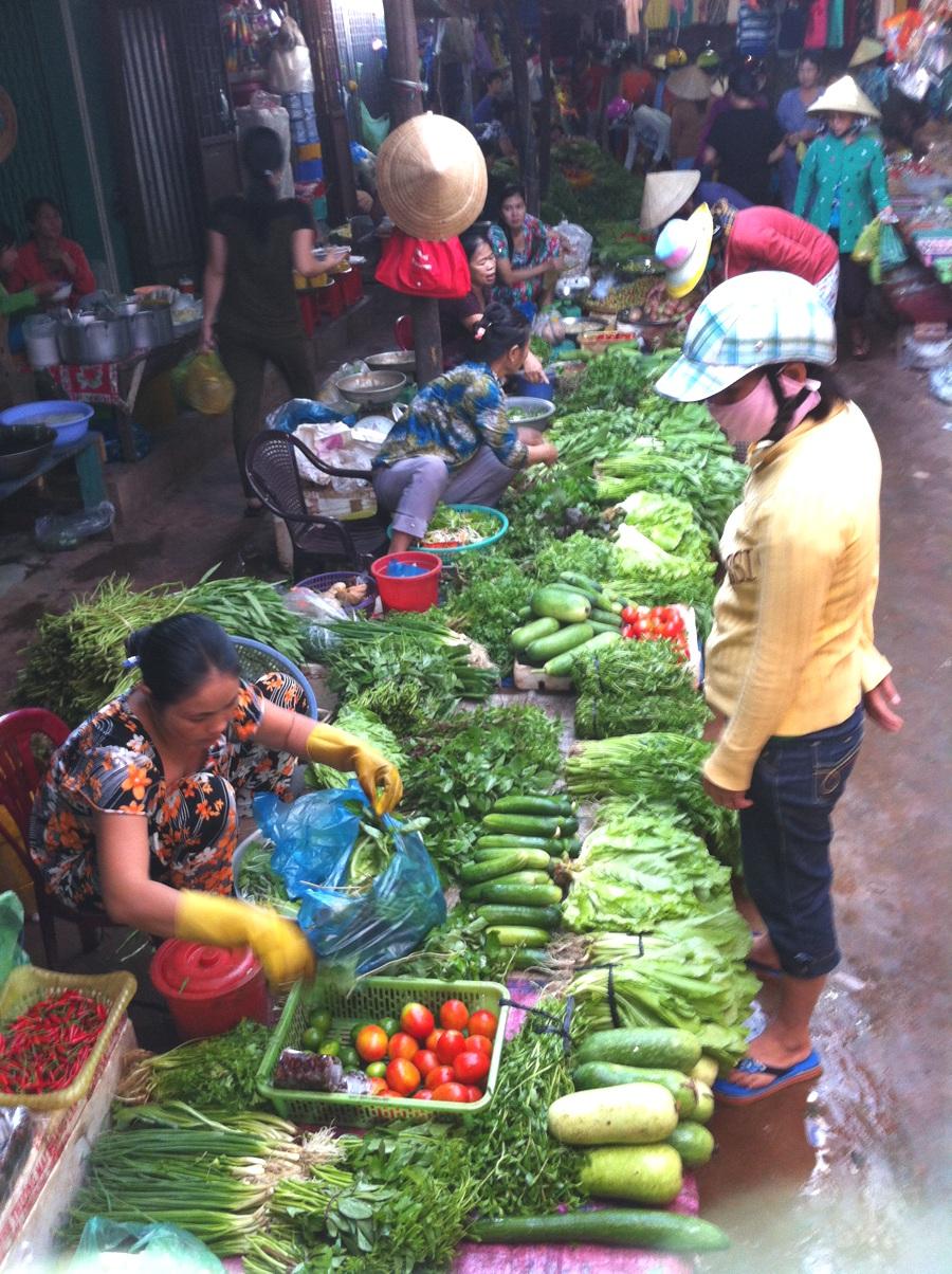 Marché de An Thoi - Phu Quoc