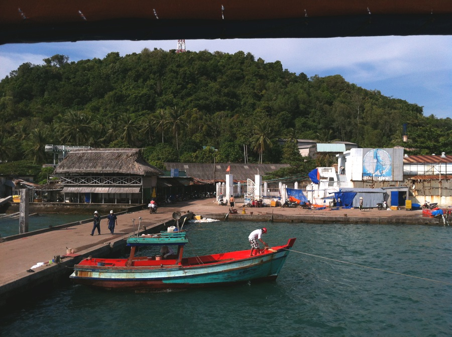 Excursion bateau à Phu Quoc - An Thoi