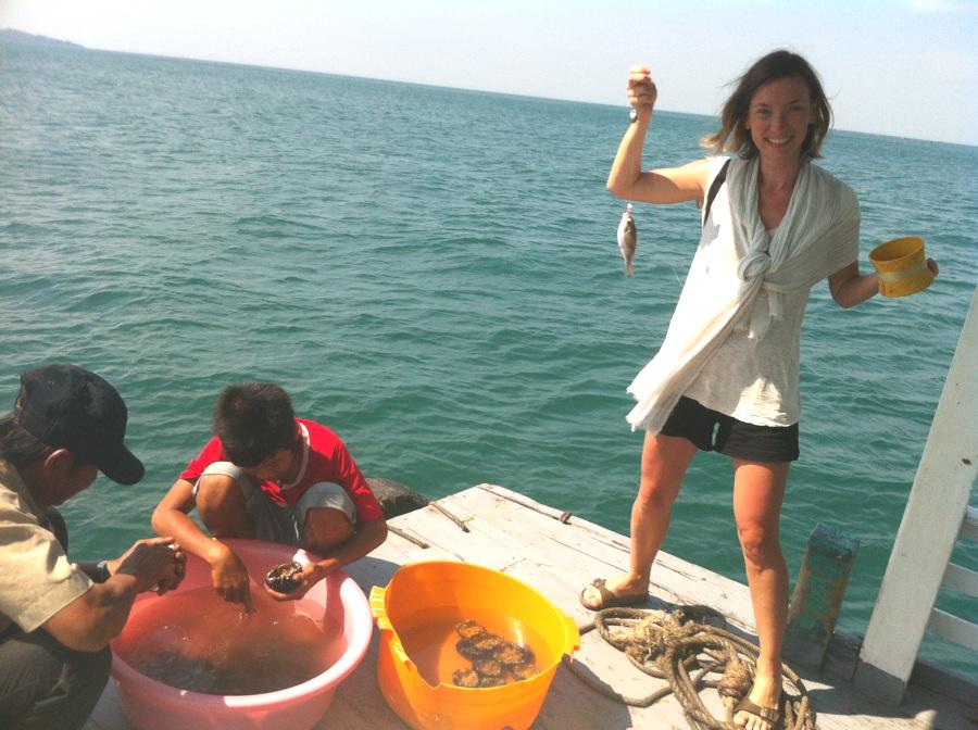 Session de pêche à Phu Quoc