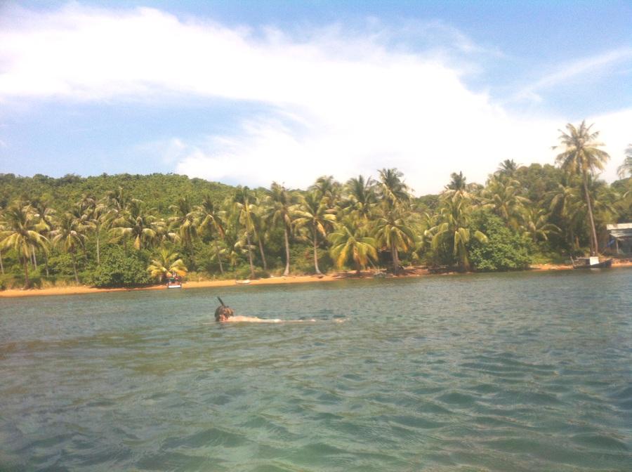 Excursion bateau à Phu Quoc