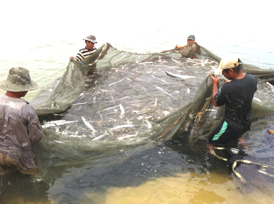 Phu Quoc : session de pêche à Long Beach