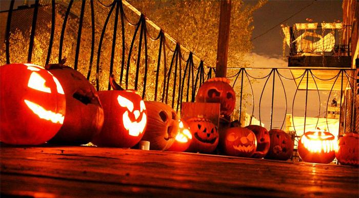 DIY : une lanterne citrouille d'Halloween