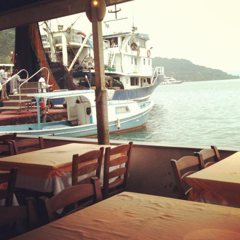 Croisière sur le Bosphore et déjeuner à Anadolu Kavagi