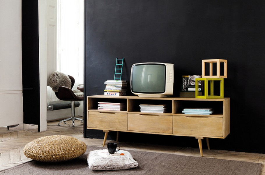 d co r tro vintage chez maisons du monde blog d co. Black Bedroom Furniture Sets. Home Design Ideas