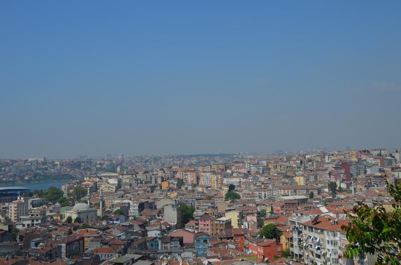 Istanbul, une ville tentaculaire