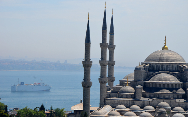 Voyage surprise : un long week-end à Istanbul