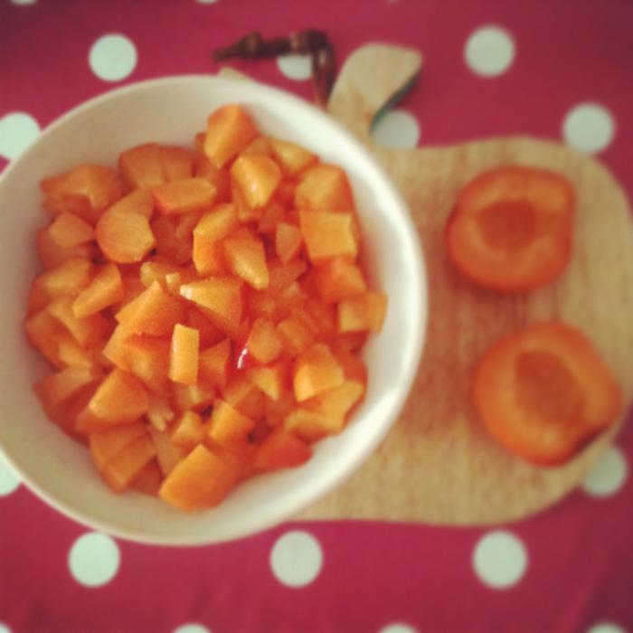 Recette des muffins aux abricots