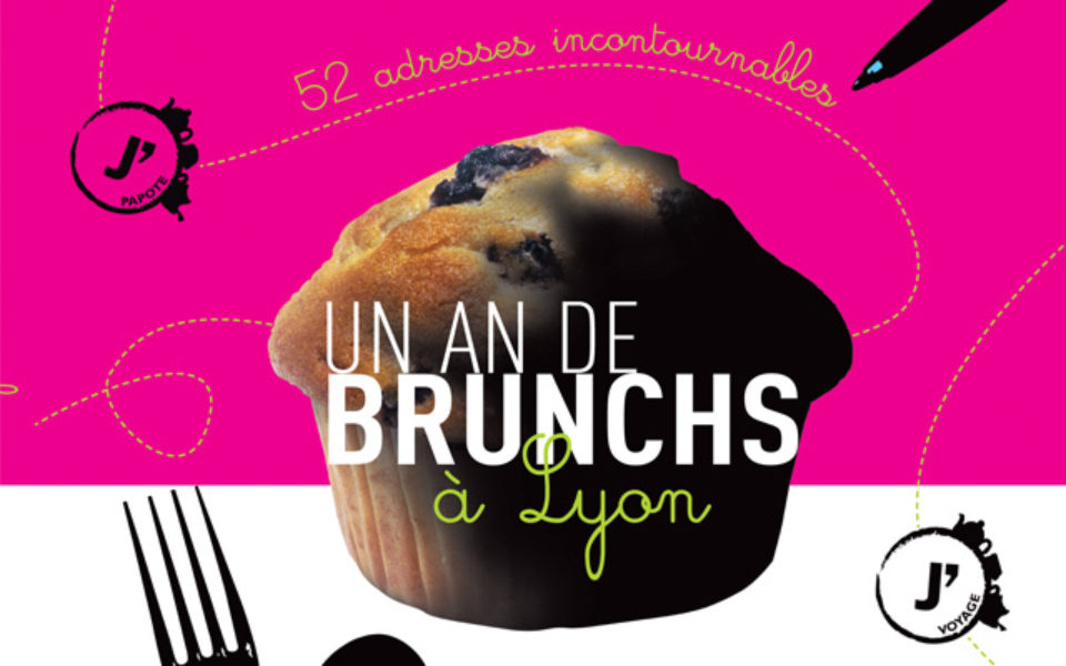 Un an de brunchs à Lyon