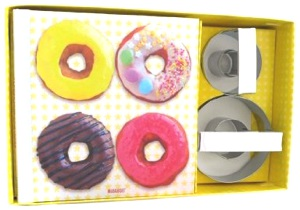 Coffret Donuts et mini-donuts