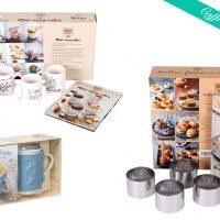 Idées cadeau : les coffrets cadeau pâtisserie & tea time