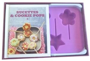 Coffret Sucettes et cookies pops