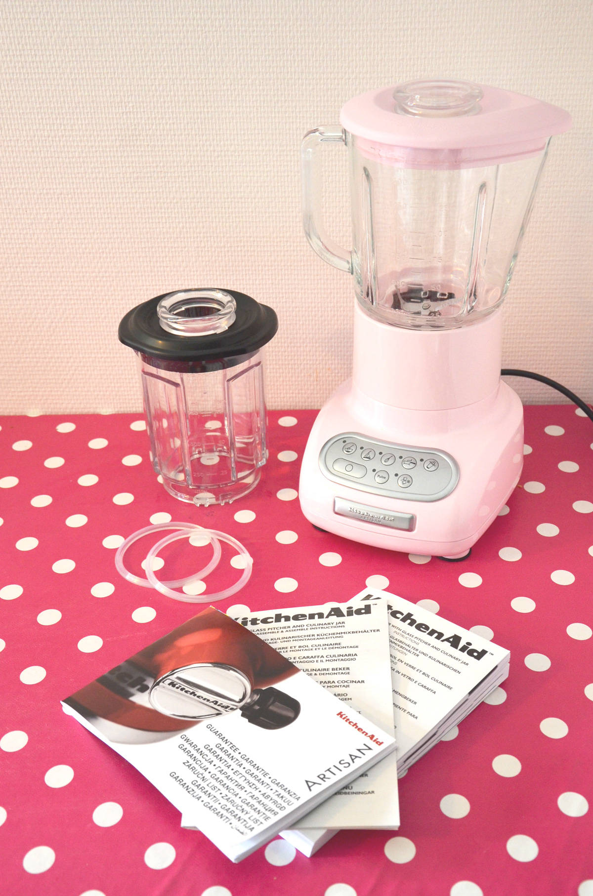 Blender kitchenaid avis