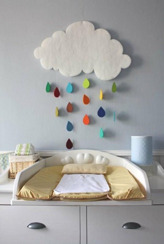 Inspirations id es d co pour une chambre b b nature et - Deco chambre original ...