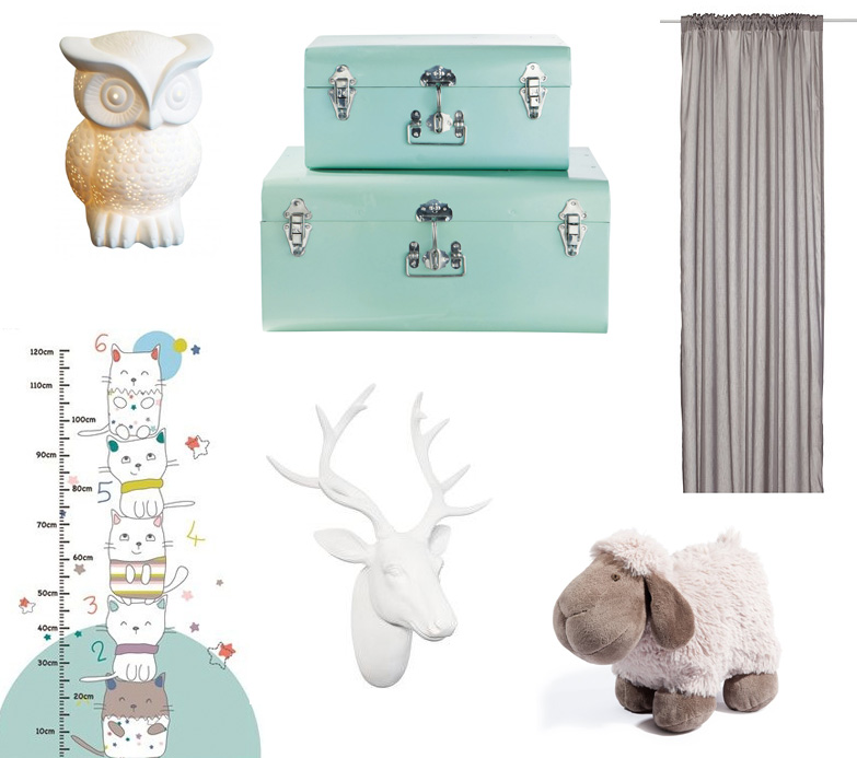 inspirations id es d co pour une chambre b b nature et po tique. Black Bedroom Furniture Sets. Home Design Ideas