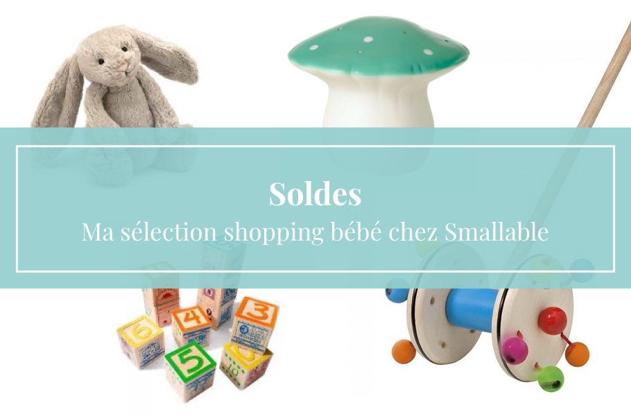 Soldes bebe smallable