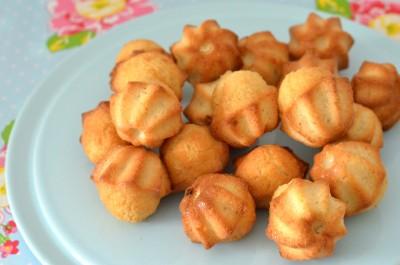 Recette muffins coco