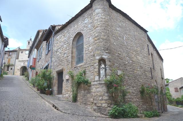 Cordes-sur-ciel, village préféré des français en 2014