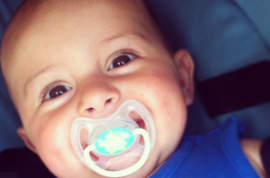 Noah, 5 mois