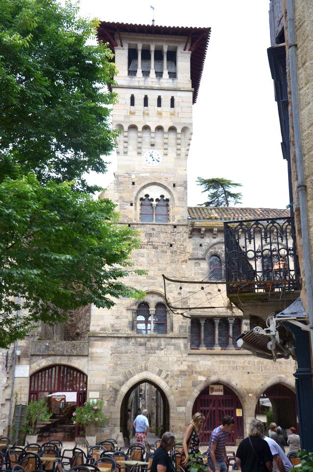 Hôtel de ville de Saint-Antonin-Noble-Val