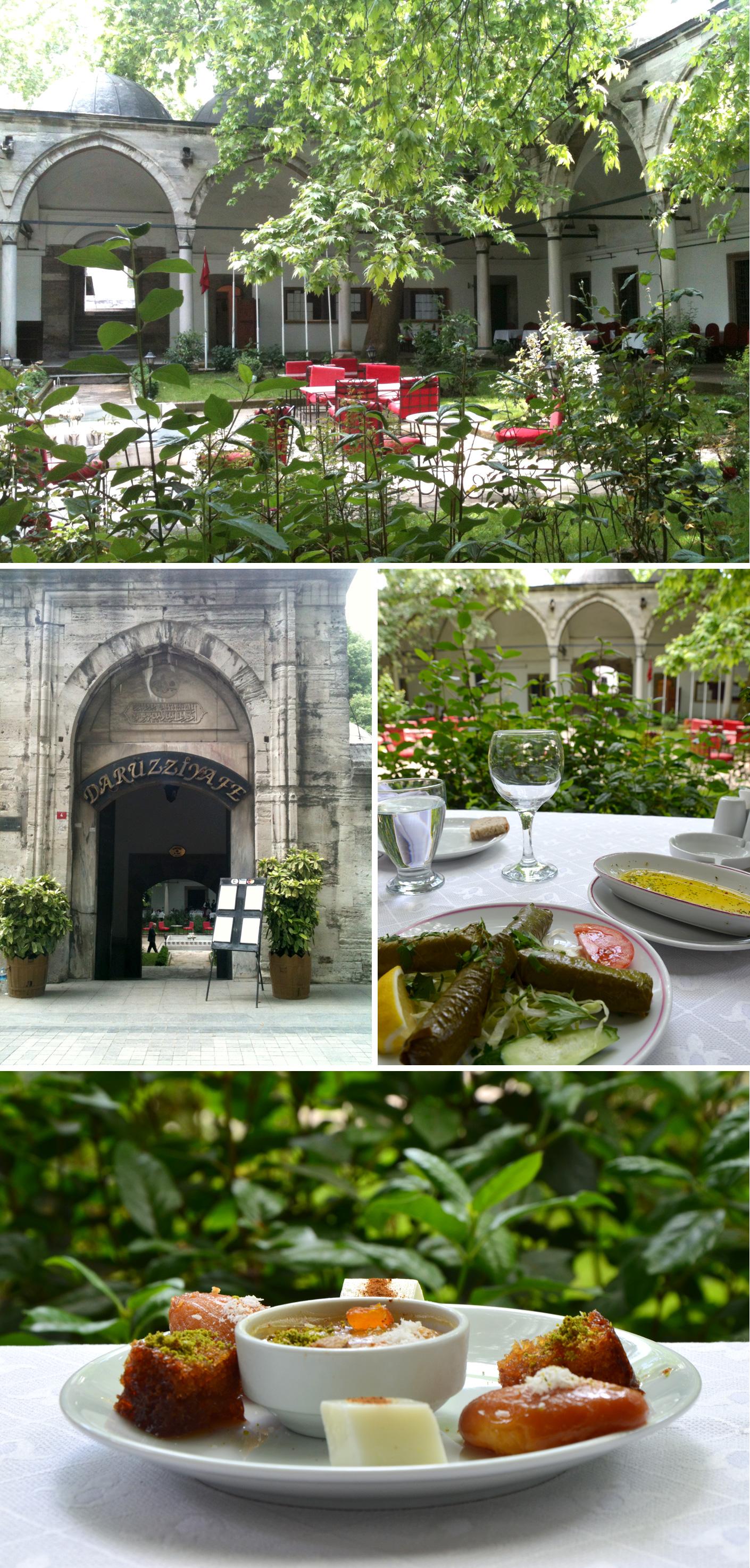 Daruzziyafe-Istanbul