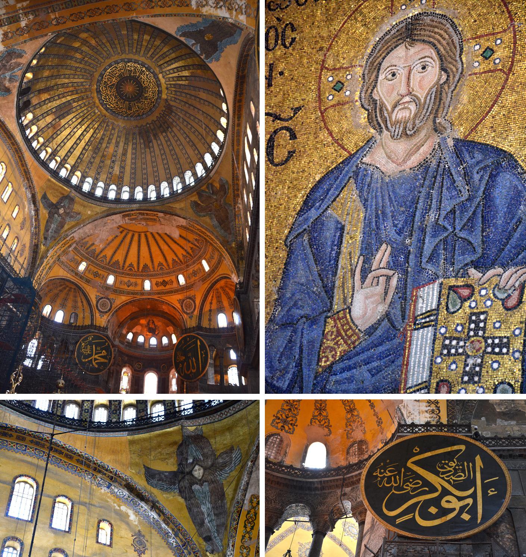 Mosquée Sainte-Sophie