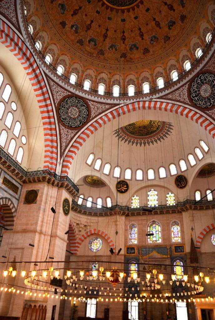 Mosquée Soliman le magnifique