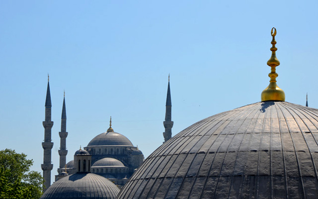 Mosquees istanbul