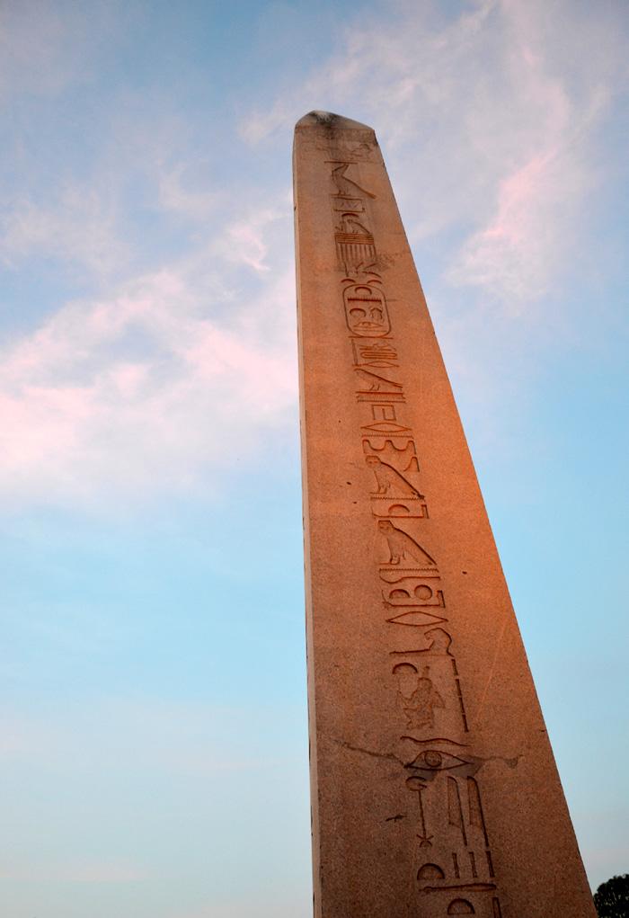 L'obélisque de Théodose à Istanbul