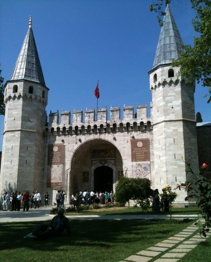 Palais Topkapi - Week-end à Istanbul