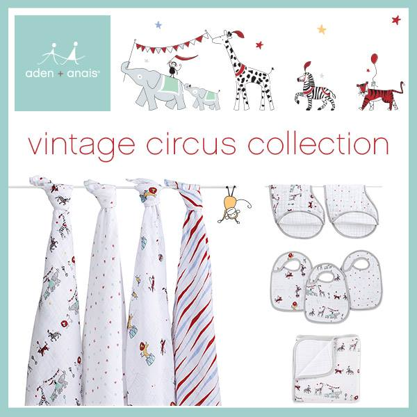 Collection Vintage Circus Aden + Anais