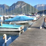 Week-end au lac d'Annecy