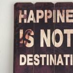 La parenthèse de bonheurs