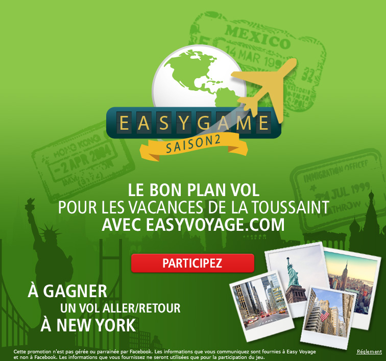 Concours New-York