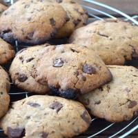 🍪 Recette de cookies à la fève Tonka 🍪