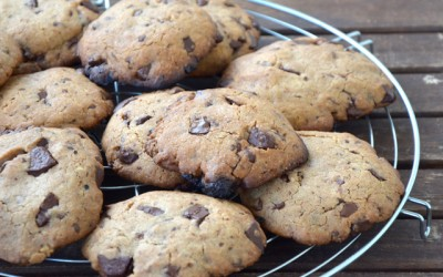 Recette de cookies moelleux à la fève Tonka