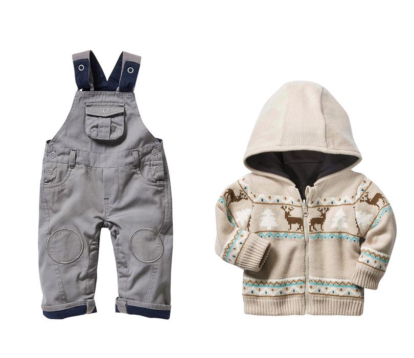 Mode bébé garçon Vert Baudet