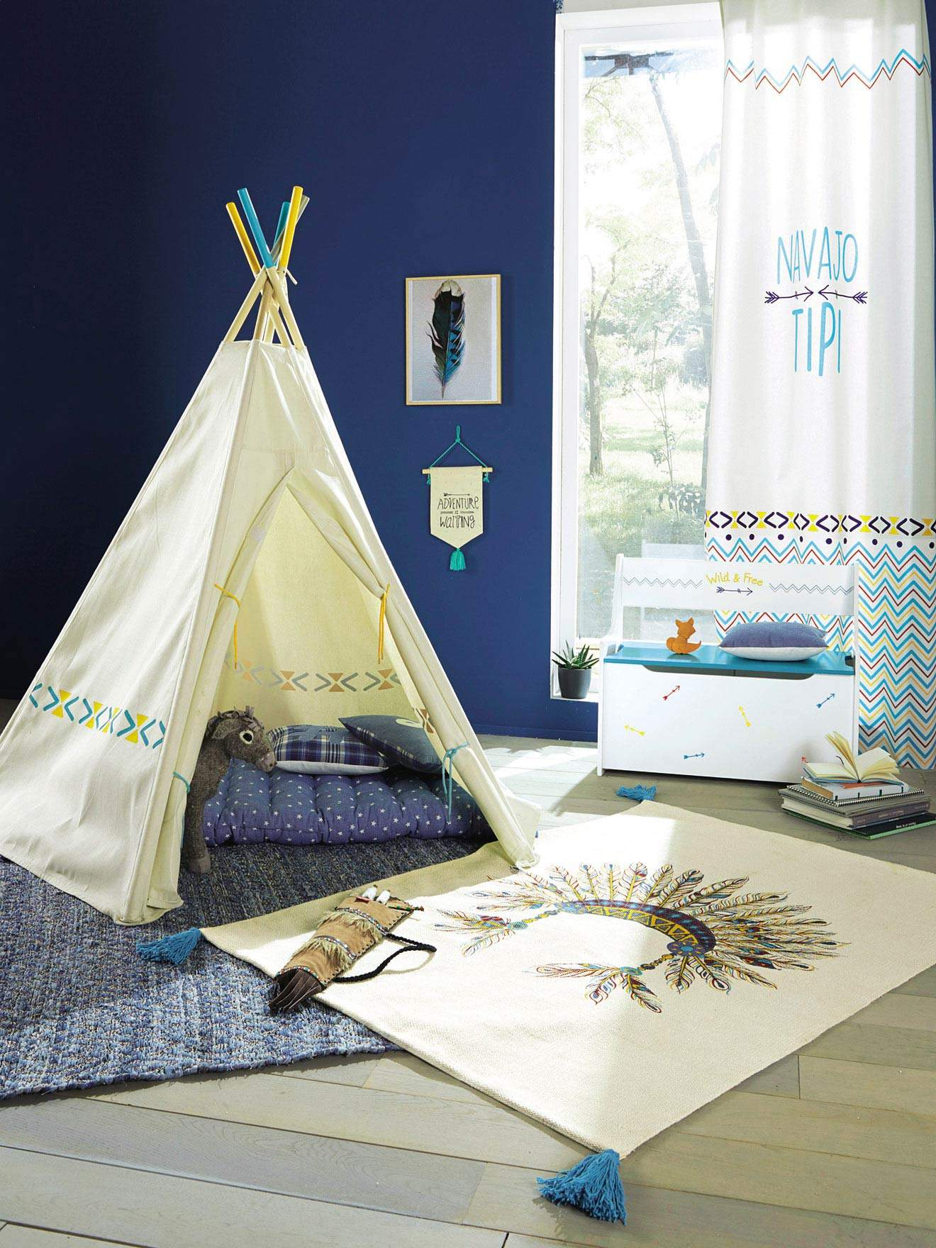 mon prochain diy le tipi enfant inspirations et tutos. Black Bedroom Furniture Sets. Home Design Ideas
