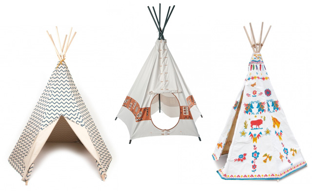tipi enfant jeux et jouets sur enperdresonlapin. Black Bedroom Furniture Sets. Home Design Ideas