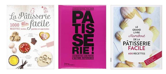 Idées cadeaux : les livres de pâtisserie