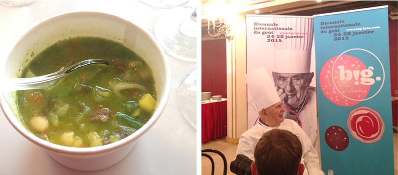 La soupe de Monsieur Paul
