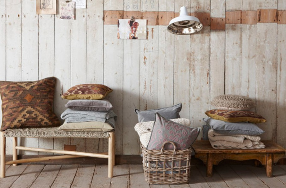 H bsch la d co scandinave un brin boh me blog d co - Deco maison scandinave ...